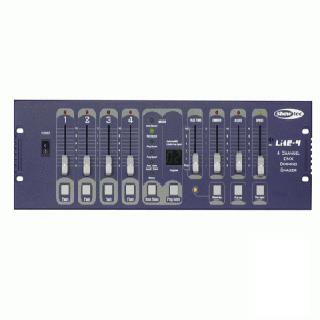 Showtec Lite 4 DMX controller