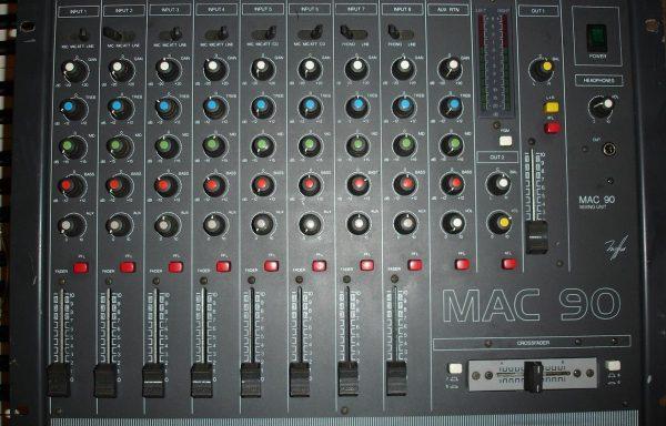 ECLER Mac90