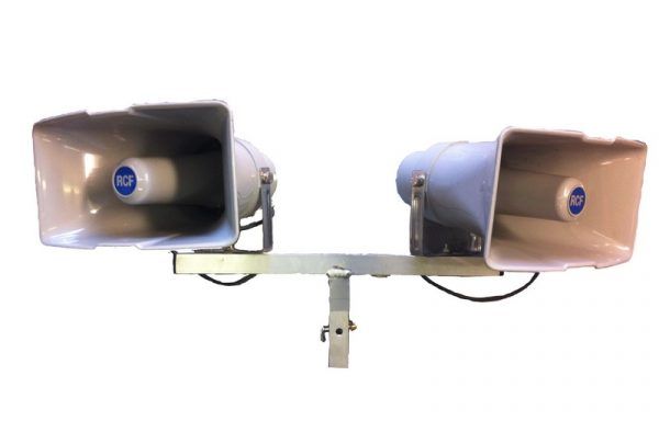 RCF 100V speakers