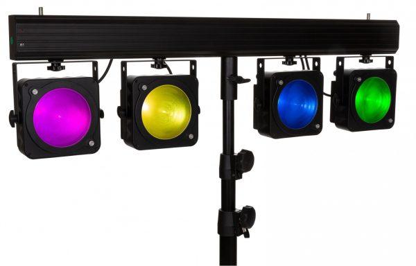 JB Systems COB 4bar LED