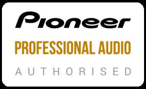 Authorised Pioneer Professional Audio Dealer